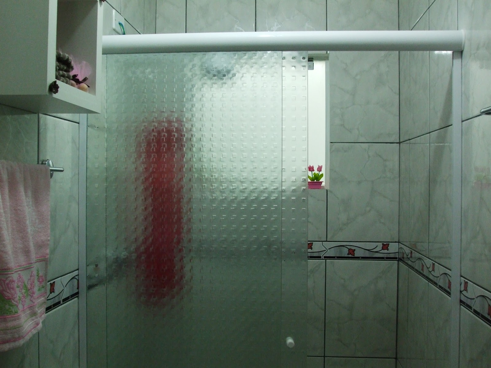 JL Telas: Box de vidro temperado #517A68 1600 1200