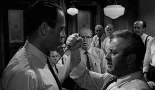 12 angry men group dynamics essays Using yalom's (2005) model for group stages i align the movie 12 angry men with typical group stages by willampleasant in types school work, counseling, and 12 angry men.