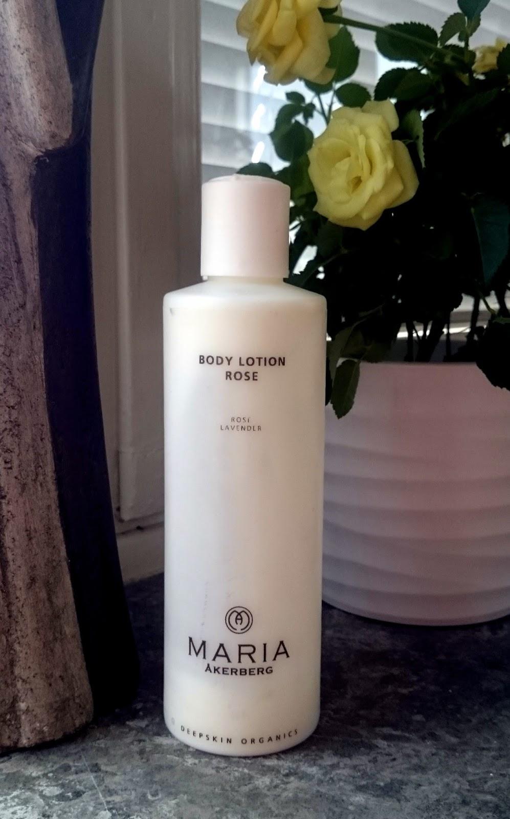 maria åkerberg body lotion beautiful