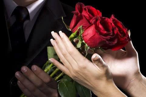 reichen mann heiraten