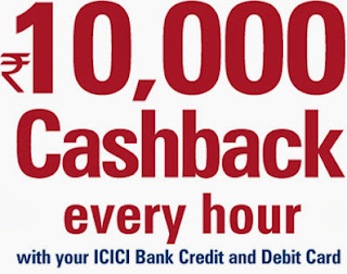 ICICI Bank Diwali Offers 2013