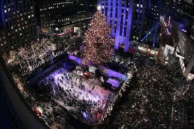 Fotos do Natal em Nova York 2013