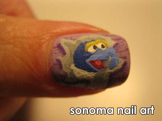 Sonoma Nail Art: Gift Wrapping