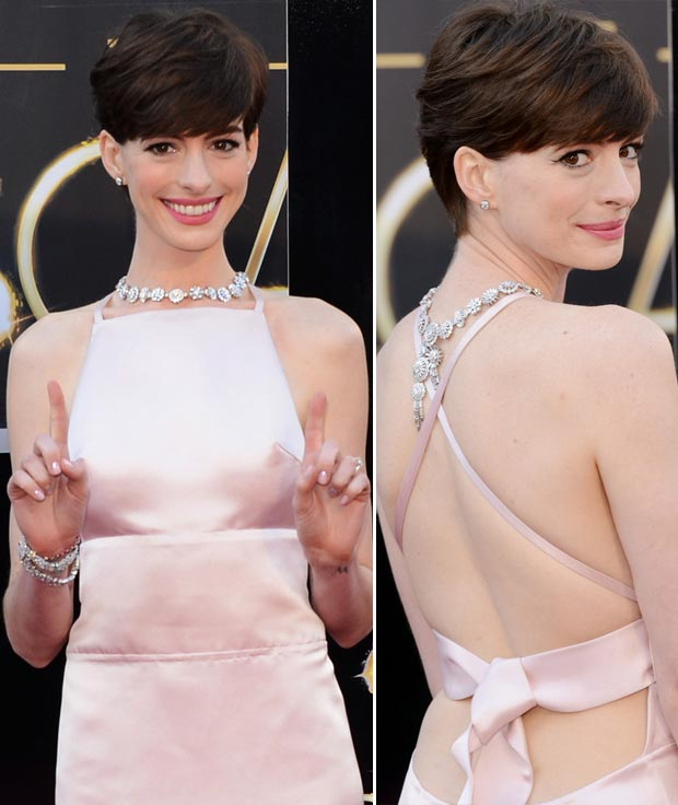 The Bloomin' Couch: Oscar Fashion 2013