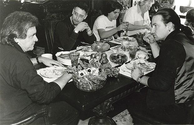 Johnny Cash And U2