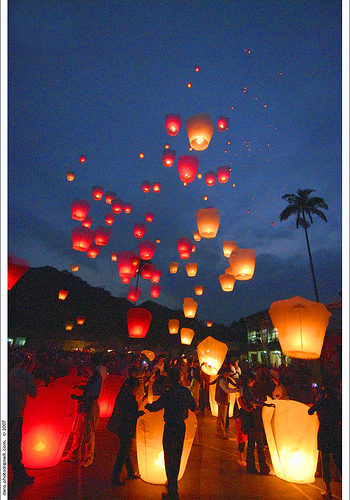 Forevemore Events: Wedding Advice Wednesday: Tangled Lanterns?