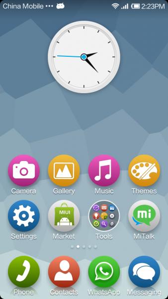 Xiaomi MIUI - Nostalgia Theme