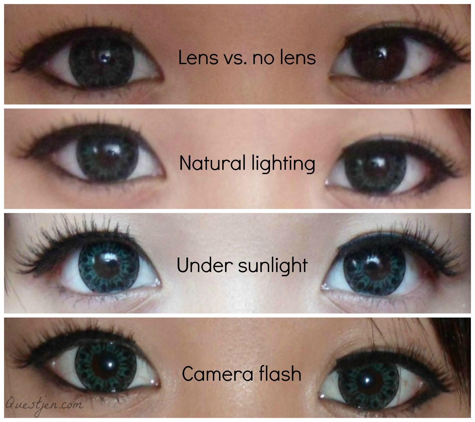 Darker Eyes Naturally