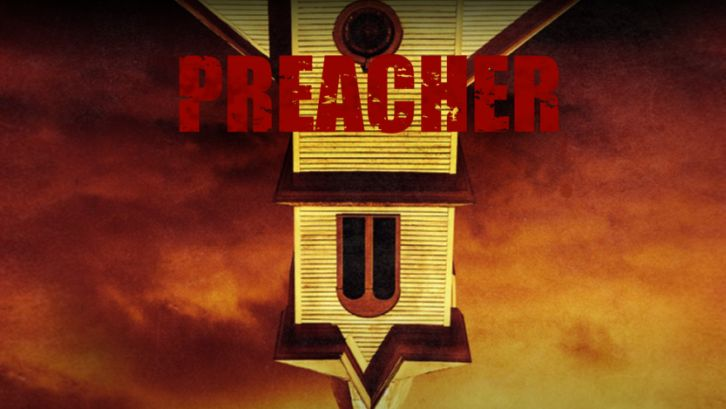 Preacher - Picked up by Amazon in the UK, Germany, Austria and Japan