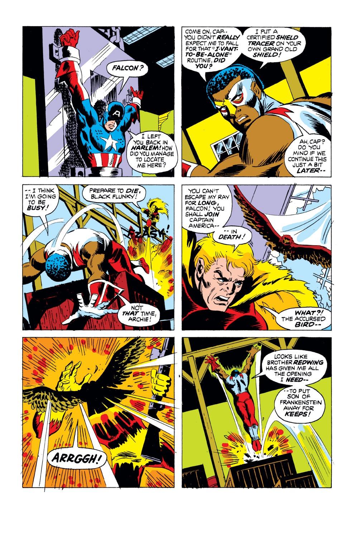 Captain America (1968) Issue #168 #82 - English 18