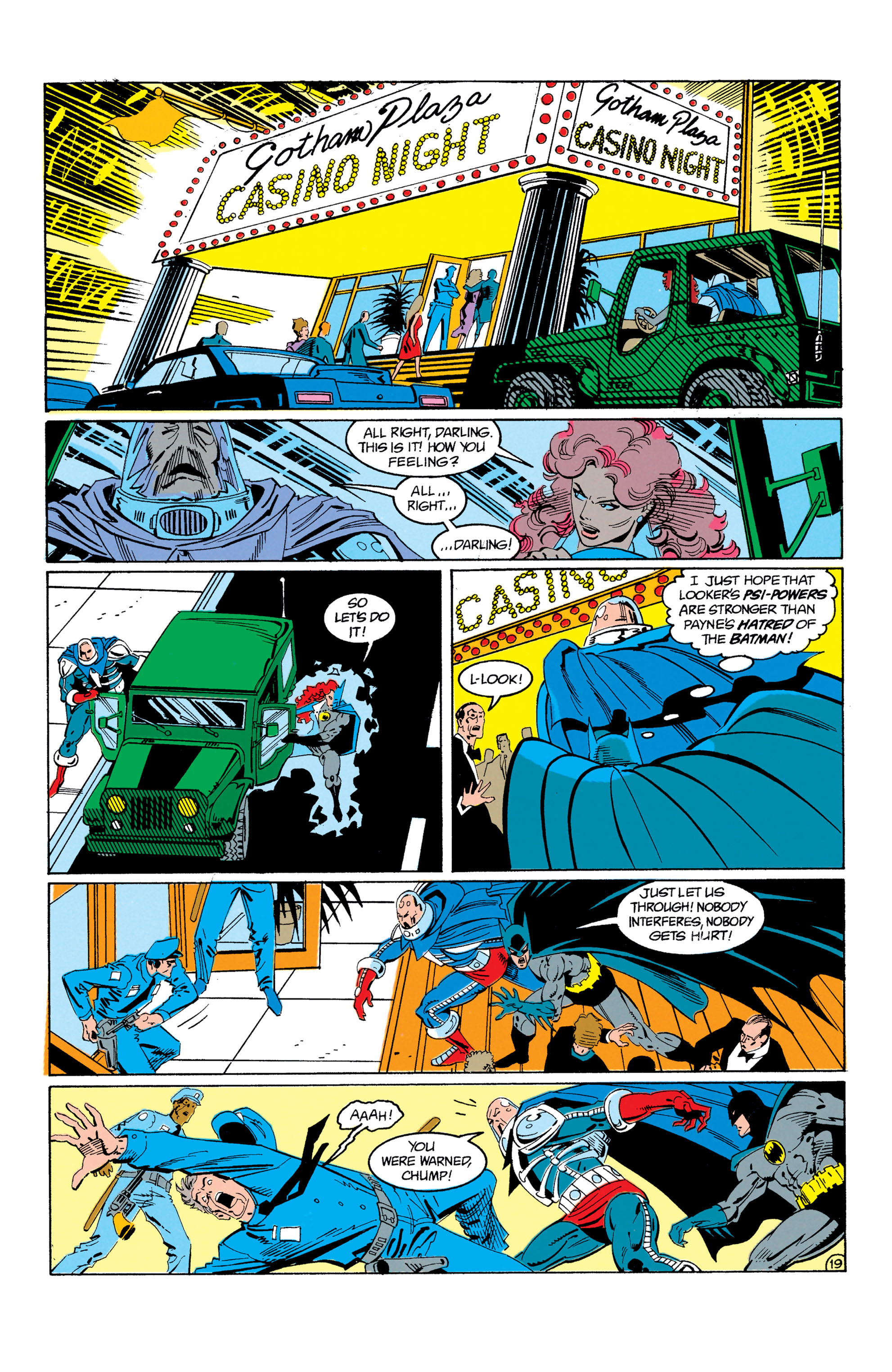 Detective Comics (1937) Issue #605 Page 20