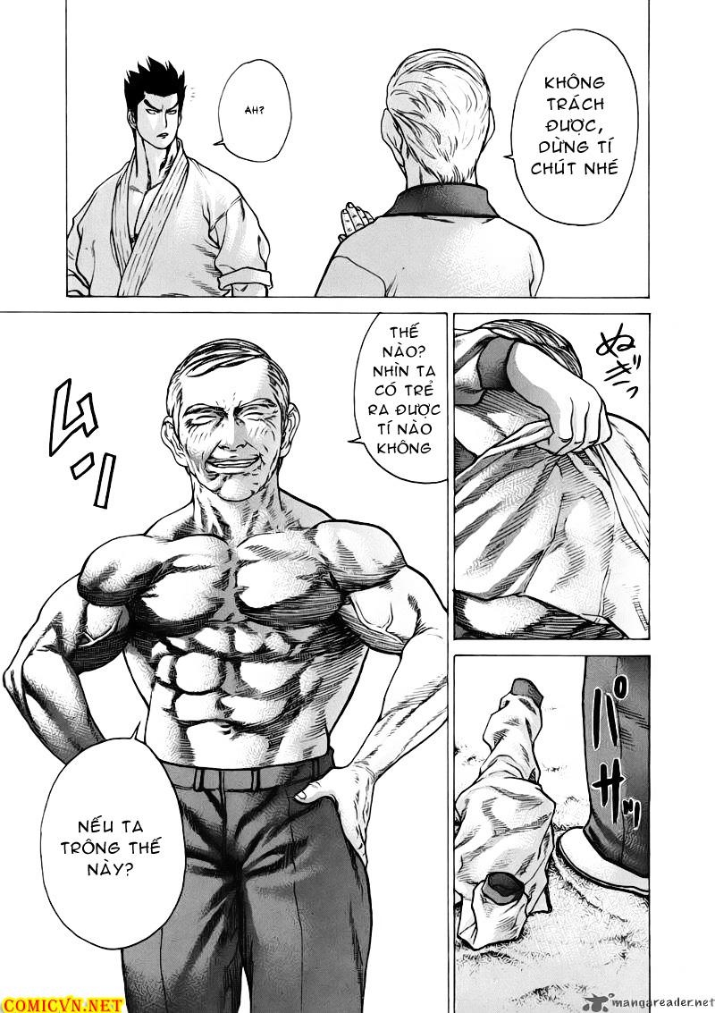 Karate Shoukoushi Kohinata Minoru chap 46 Trang 5