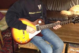 Tazer guitar
