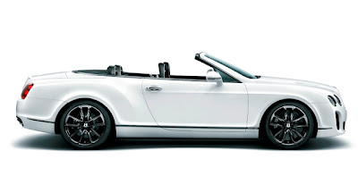 Bentley Continental Supersports Convertible на биоэтаноле