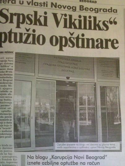 Srpski Vikiliks