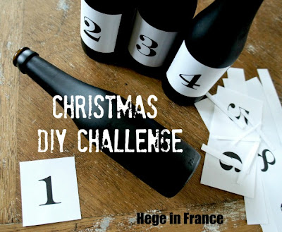 Hege in France Christmas DIY challenge