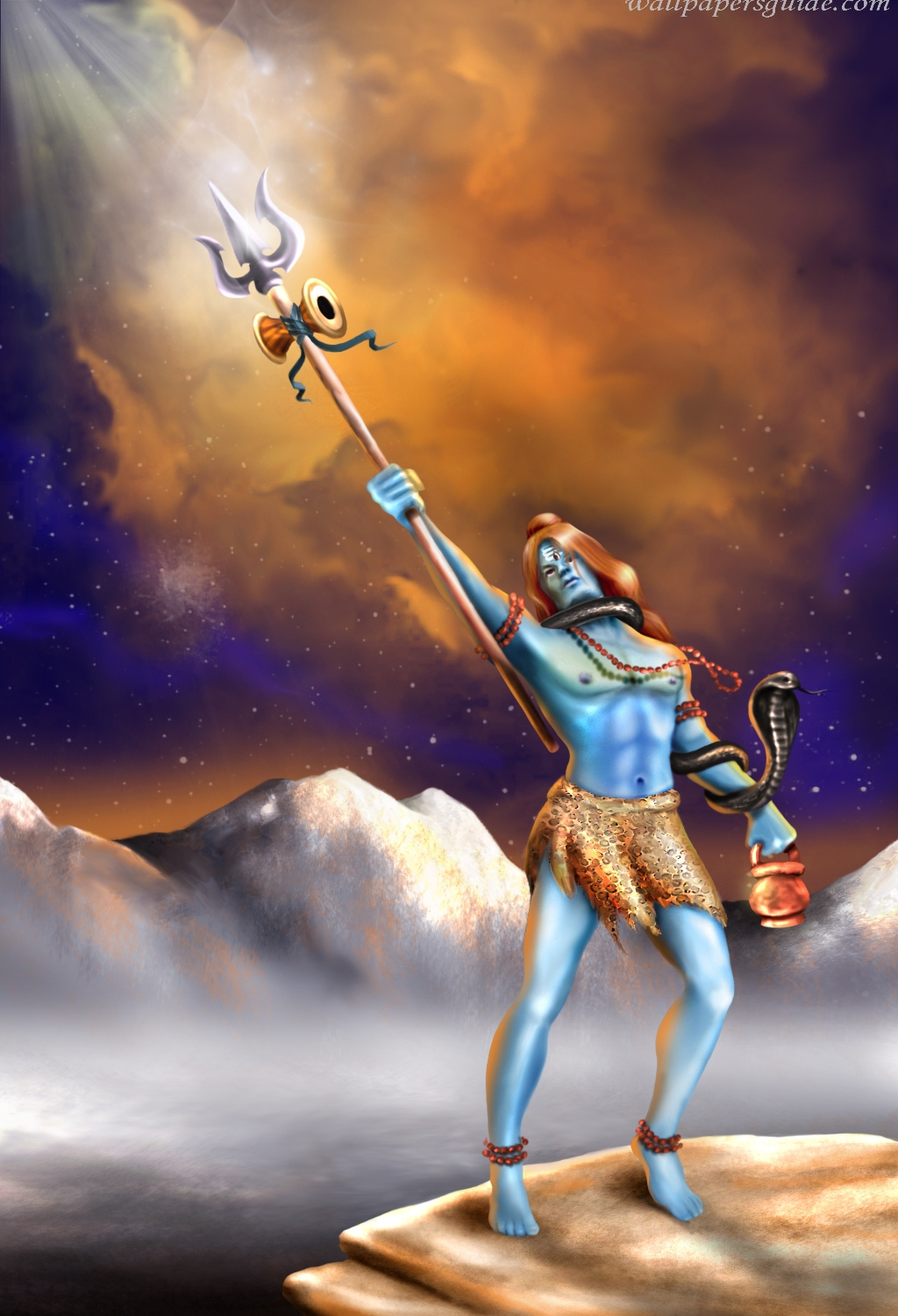 Lord Shiva Angry Wallpapers High Resolution | www.imgkid ...