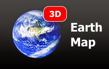 Earth 3D Map : Get the Earth 3D Map Chrome App