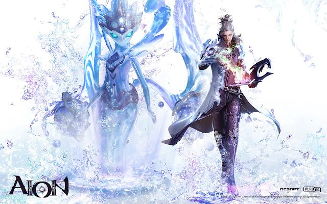 Spiritmaster - Aion 4.0