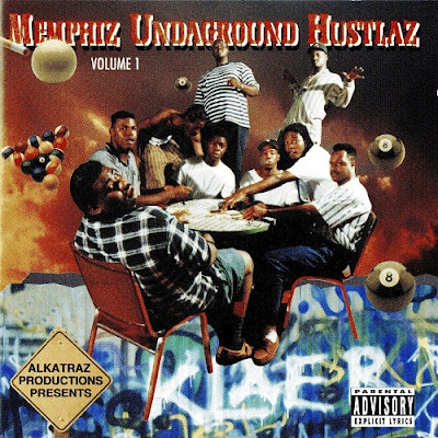 Memphiz Undaground Hustlaz – Volume 1 (CD) (1995) (320 kbps)