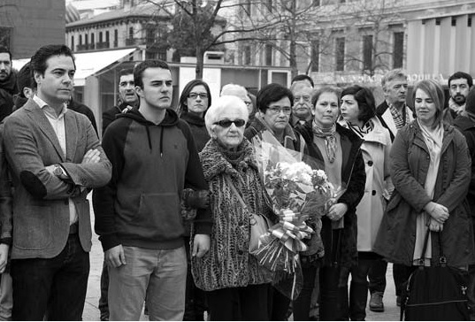 Homenaje a Ordóñez: en misa y repicando