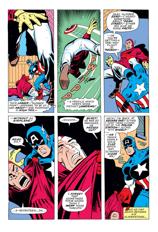 Captain America (1968) Issue #171 #85 - English 7