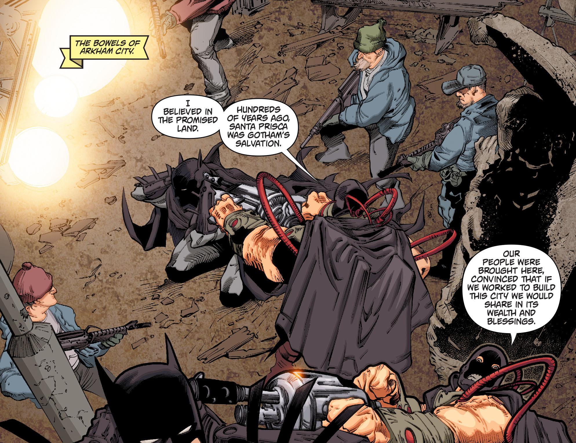 Batman: Arkham Knight [I] Issue #18 #20 - English 3