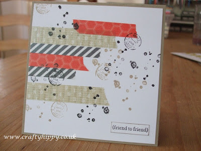 This and That Washi tape, Stampin' Up!
