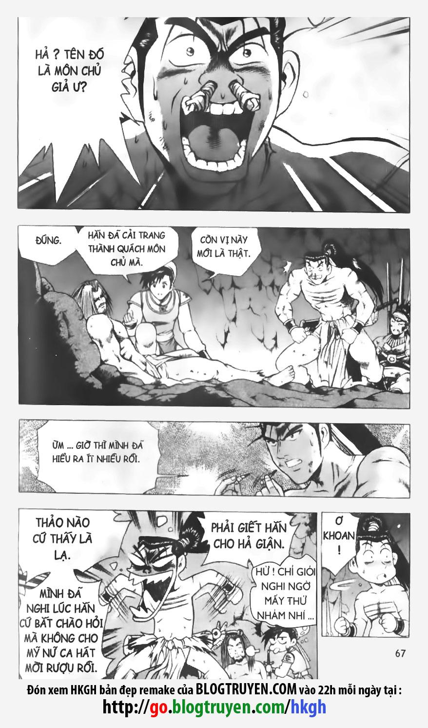 Hiệp Khách Giang Hồ chap 133 page 13 - IZTruyenTranh.com