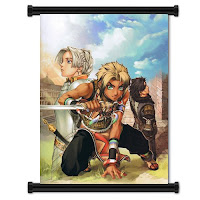 Suikoden Wall Scroll
