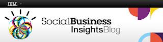 IBM Social Business Insights blog logo