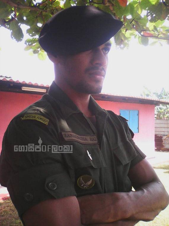 Anuradhapura Karate Wasantha Zoysa murder suspect's Facebook Massage