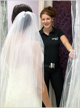 The BBRA is a group of independent bridal retailers.