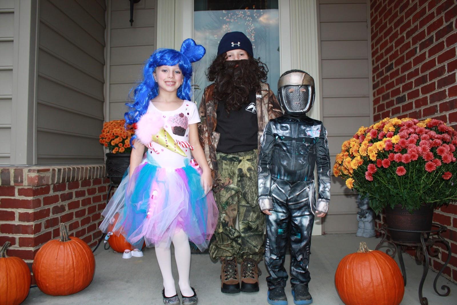 halloween 2012 - Jase Robertson Halloween Costume