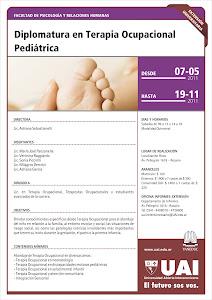 Diplomatura en Terapia Ocupacional Pediatrica