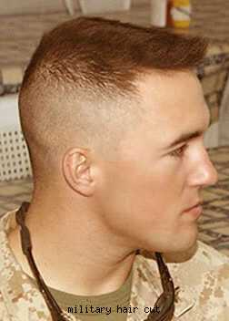 Military haircut standards