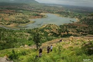 Makalidurga trekking trail