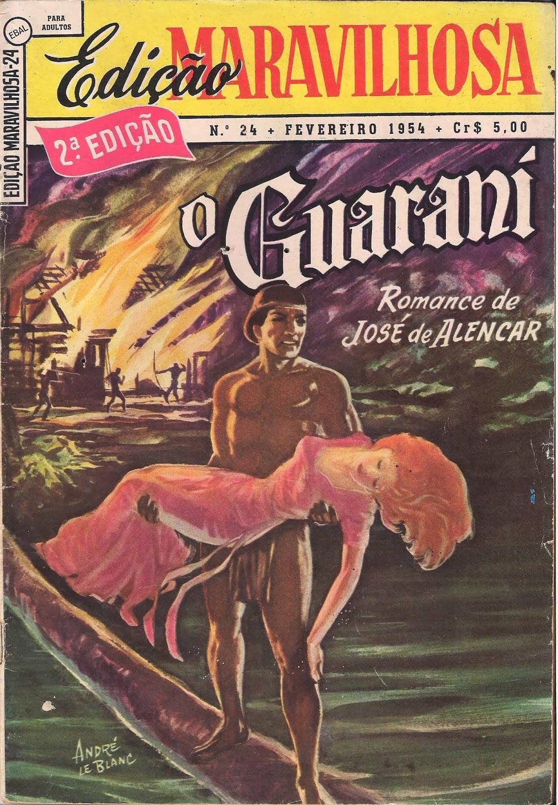 O Guarani (1954)