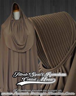 Jilbab Syar'i Rumahan
