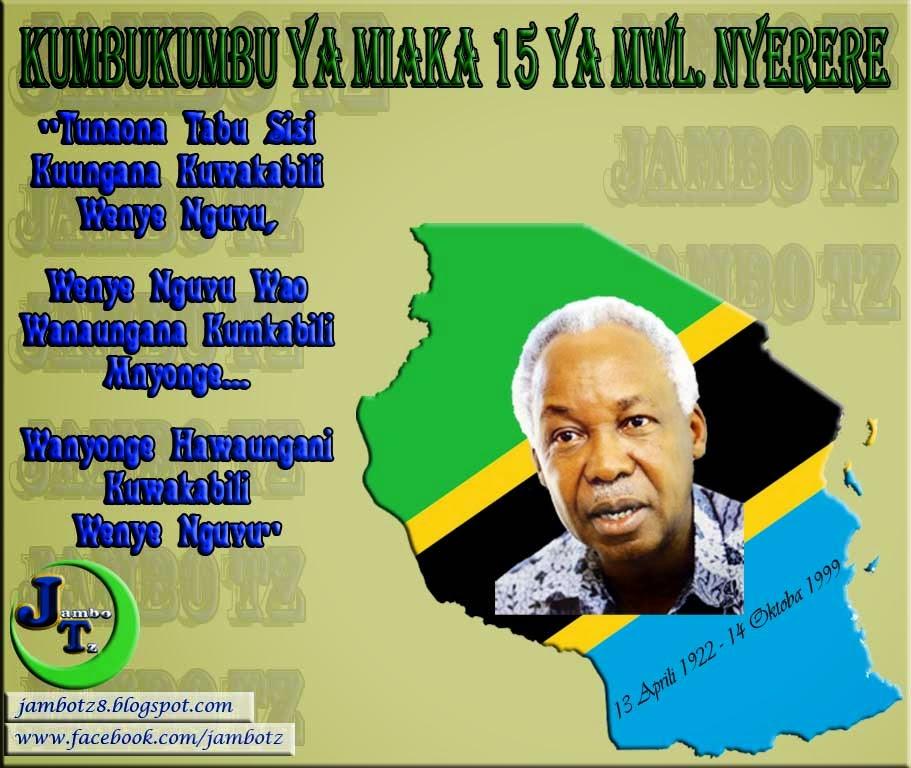 Mwl. Nyerere