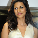 Shraddha Das in Cute Dress HQ Pictures