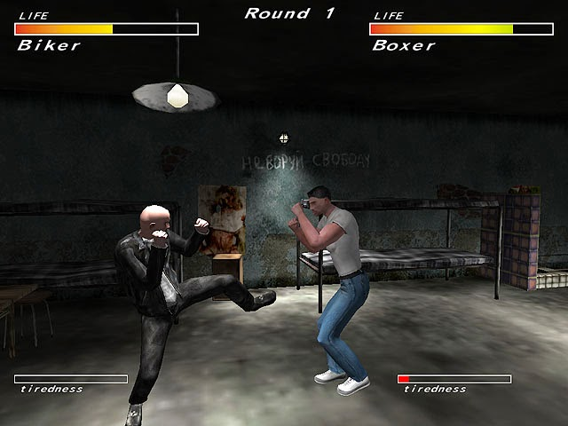 Game-Underground-Fight-Club