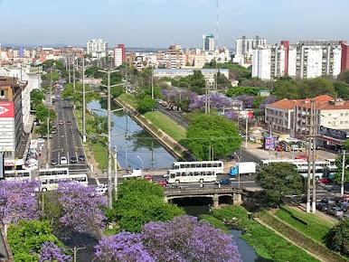 Porto Alegre Avenida Ipiranga.