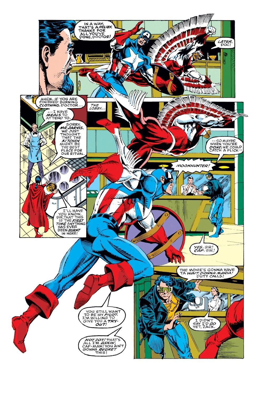 Captain America (1968) Issue #409 #358 - English 4