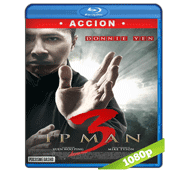 Ip Man 3 (2015) Full HD BRRip 1080p Audio Dual Latino/Chino 5.1