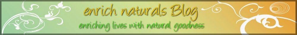enrich naturals Blog