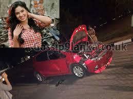 Rithu Akarsha car accident