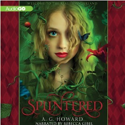 Splintered Audio Book
