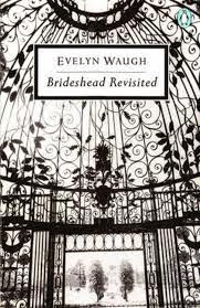 Book cover of Brideshead Revisited by Evelyn Waugh
