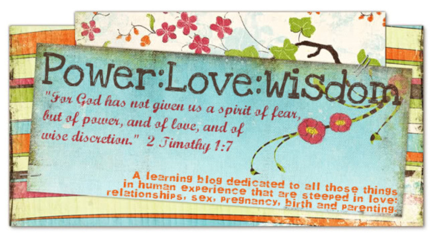 Power : Love : Wisdom
